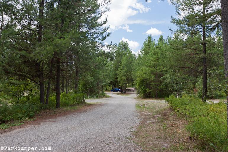 Bridger Teton National Forest Camping