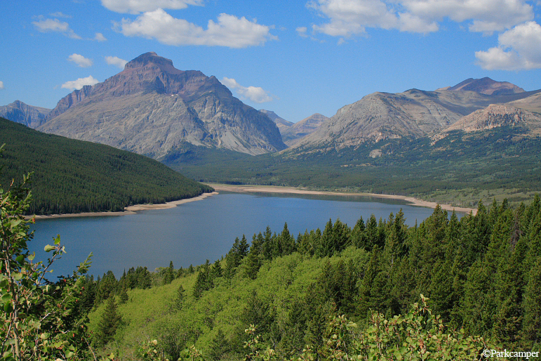 Fishing the lakes and rivers of glacier national park for Fishing in glacier national park