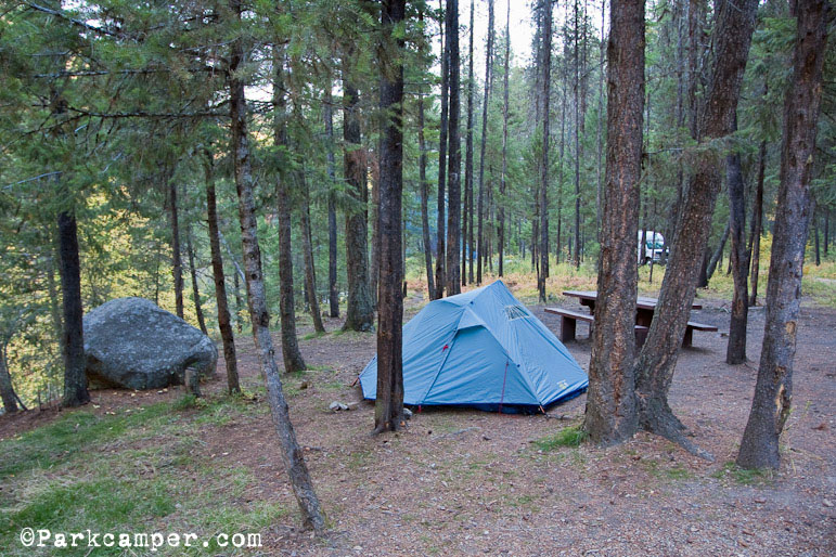 Campgrounds In The Lolo National Forest Montana