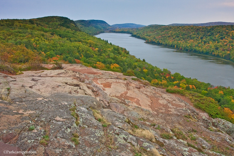 Porcupine Mountains Wilderness State Park Weather