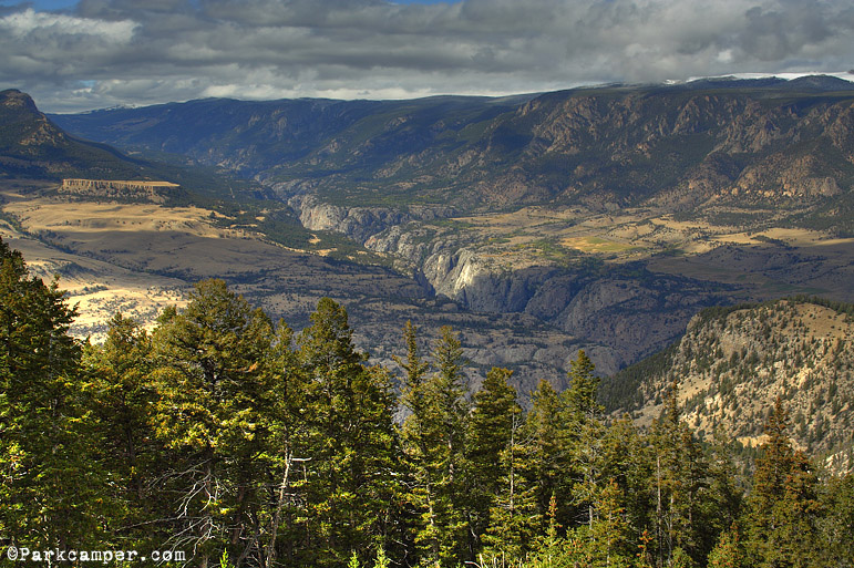 Yellowstone National Park Side Trips