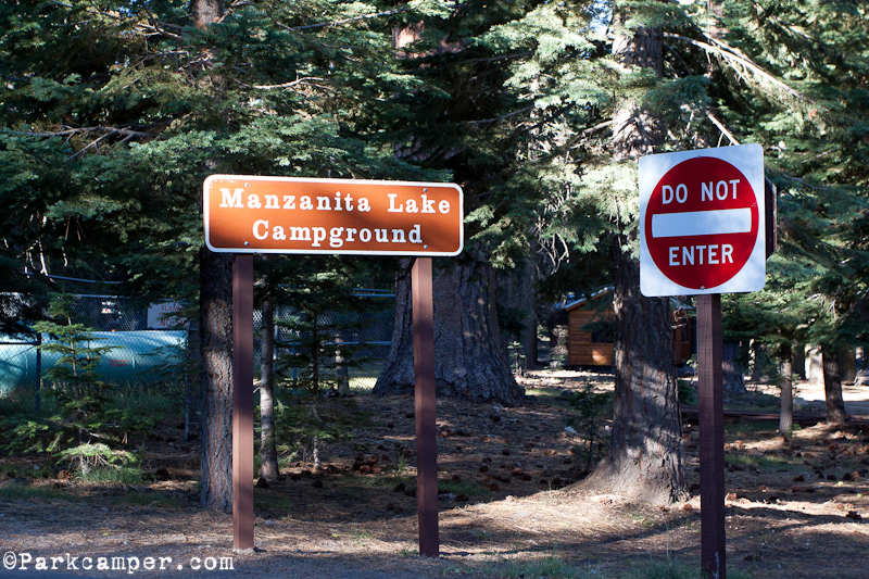 Sequoia Kings Canyon Camping Page