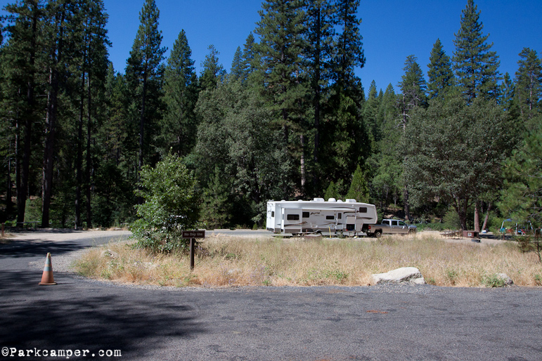 Yosemite National Park Wawona Campground